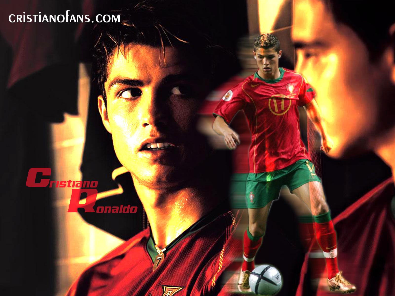 Cristiano Ronaldo (Gelandang/Real Madrid/Portugal)